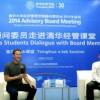 Un segno dei tempi: Zuckerberg a Pechino parla cinese.