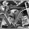 Escher: l'inganno della ragione