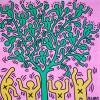 Keith Haring, e l'urgenza di un nuovo umanesimo