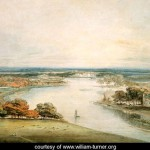 The Thames from Richmond - William Turner