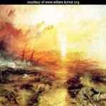 The Slave Ship - William Turner