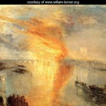 The Burning of the Houses of Parliament 2 - William Turner