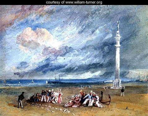 Yarmouth Sands - William Turner