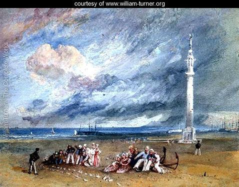 Yarmouth Sands - William Turner