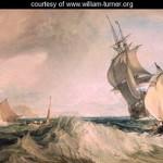 Off St. Albans Head - William Turner