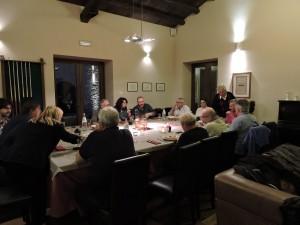 Delegazione FITeL Emilia-Romagna in Valnerina