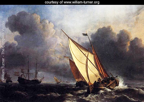dutch-fishing-boats-in-a-storm-